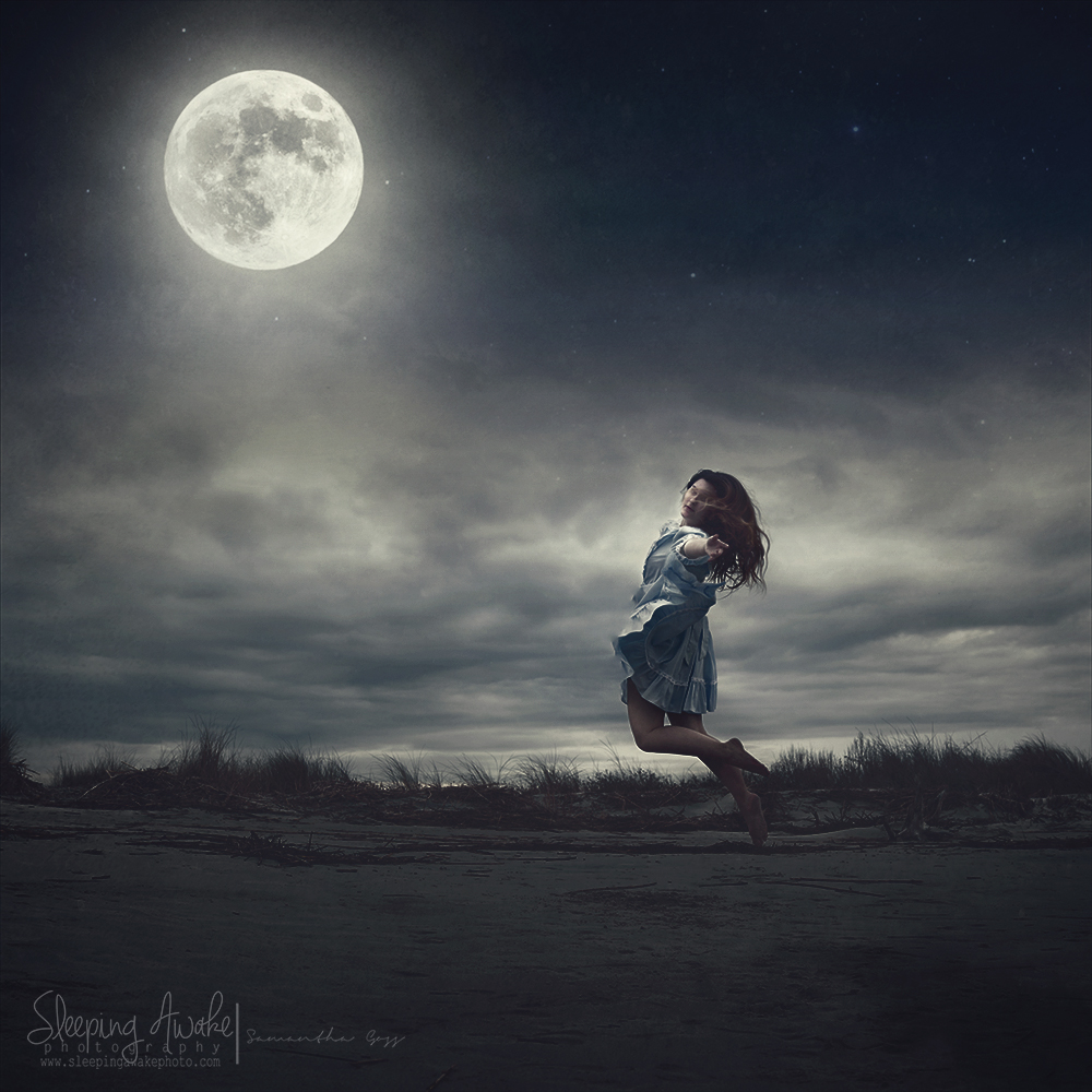 "Image Title:""To The Moon"""
