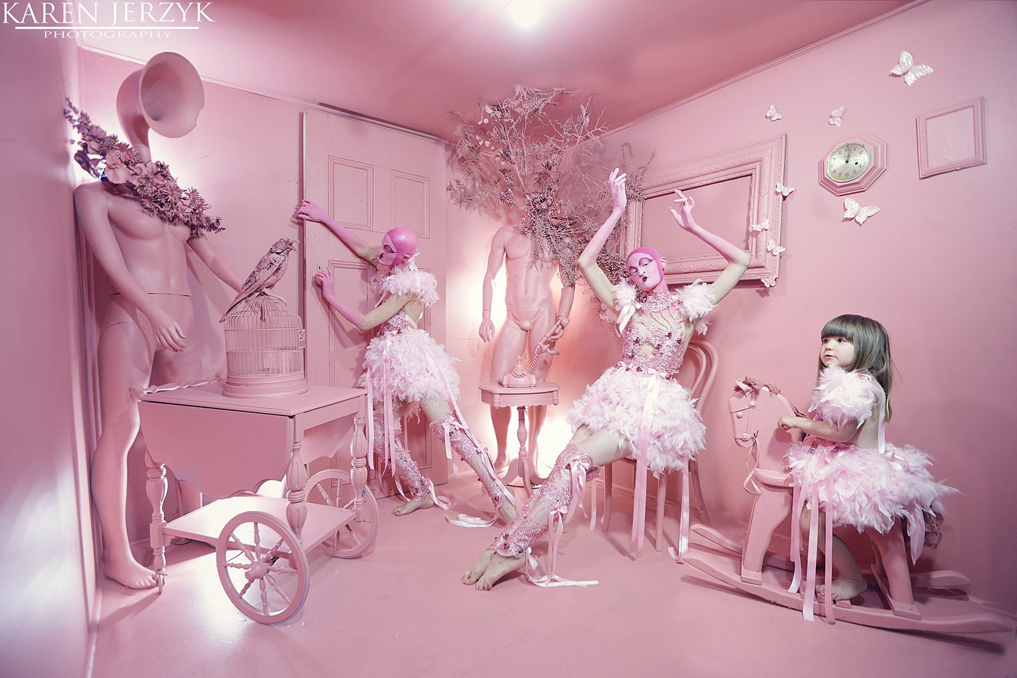 Pink by Karen Jerzyk