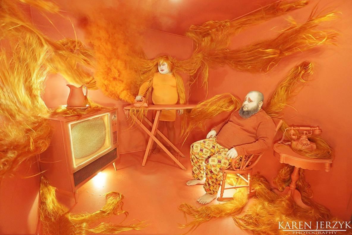 Orange by Karen Jerzyk
